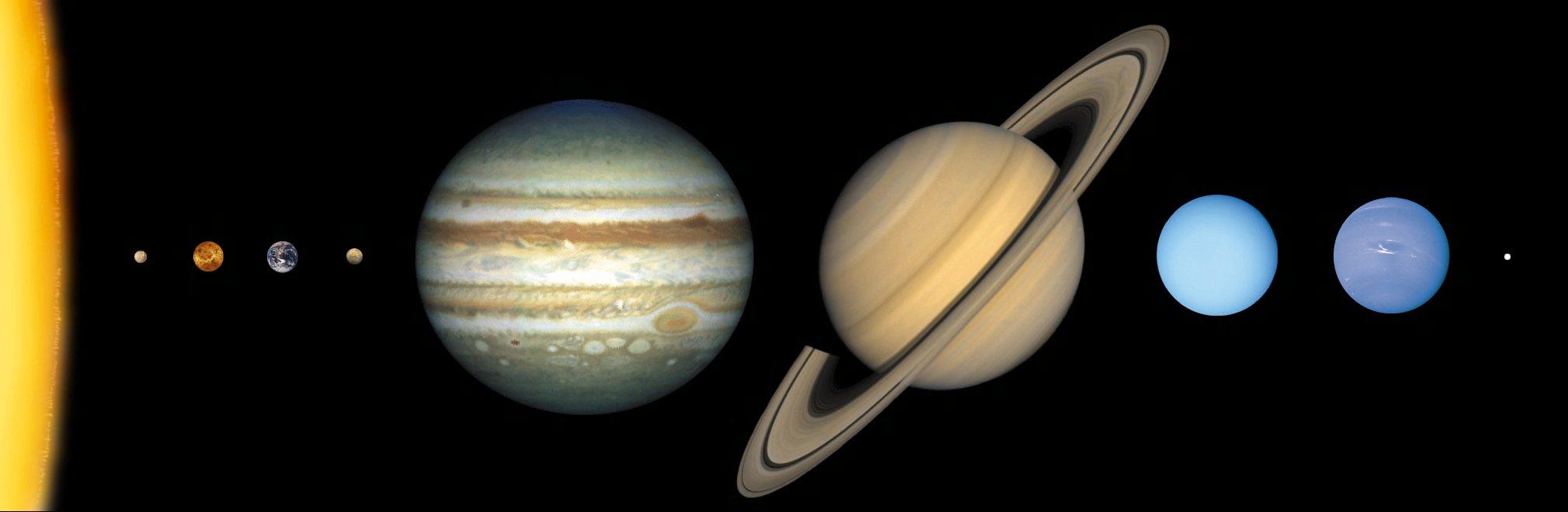 nasa solar system portrait - photo #23