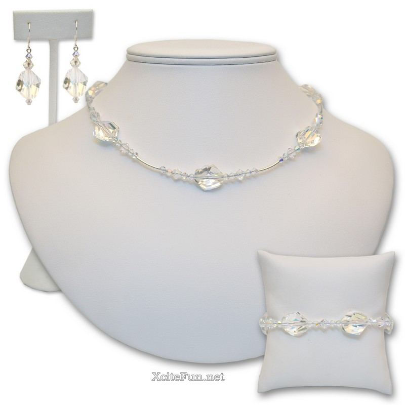BRIDAL DESIGN HANDMADE JEWELRY BRIDAL JEWELRY