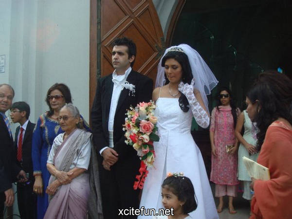 Suneeta Marshall Wedding Pictures