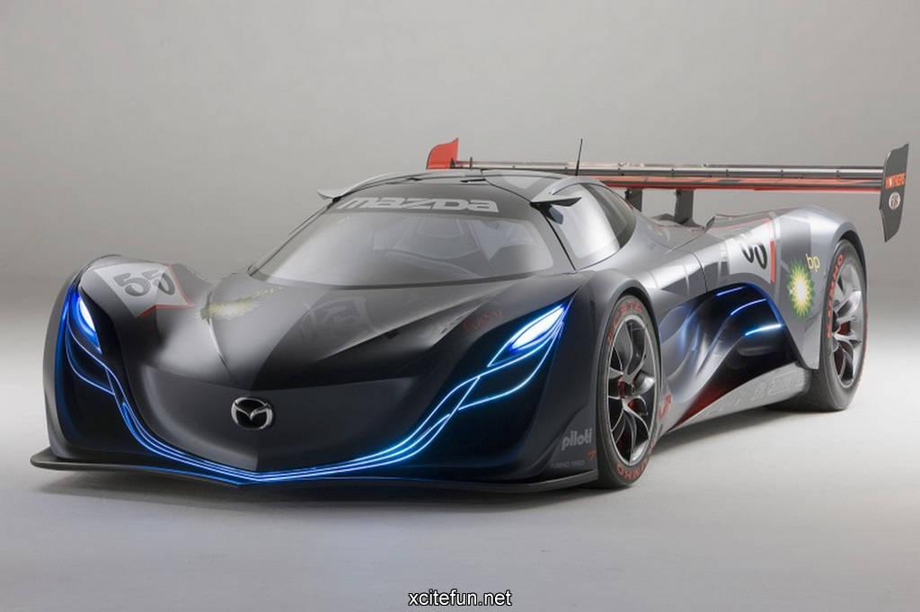 Mazda Furai Beautiful Spot Car Wallpapers Xcitefun Net