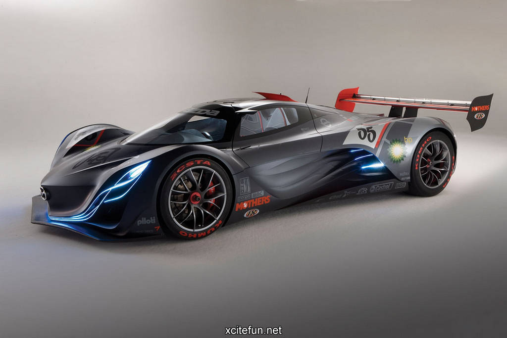 Mazda Furai Beautiful Spot Car Wallpapers Xcitefun Net