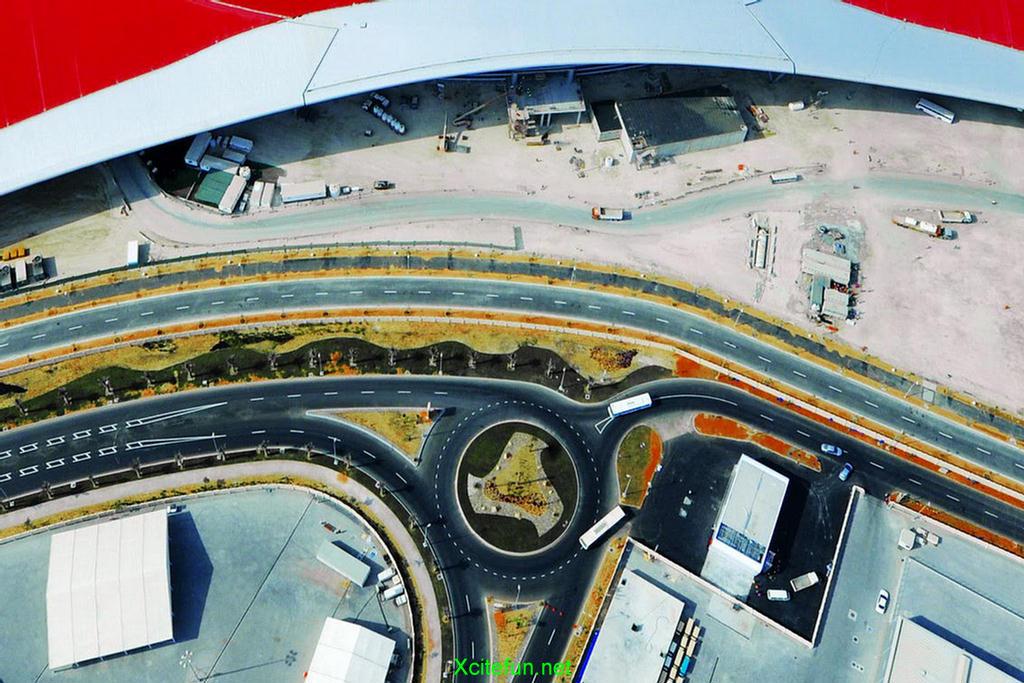 Парк развлечений «Ferrari World»…
