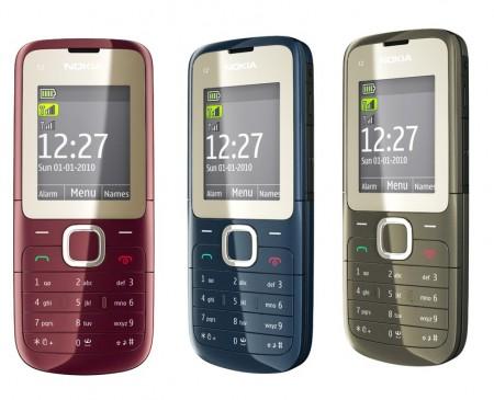 Nokia C2-00 Dual SIM Mobile Phone - Specs Price