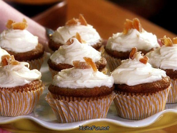 Apple Carrot Cupcake : Food Recipes