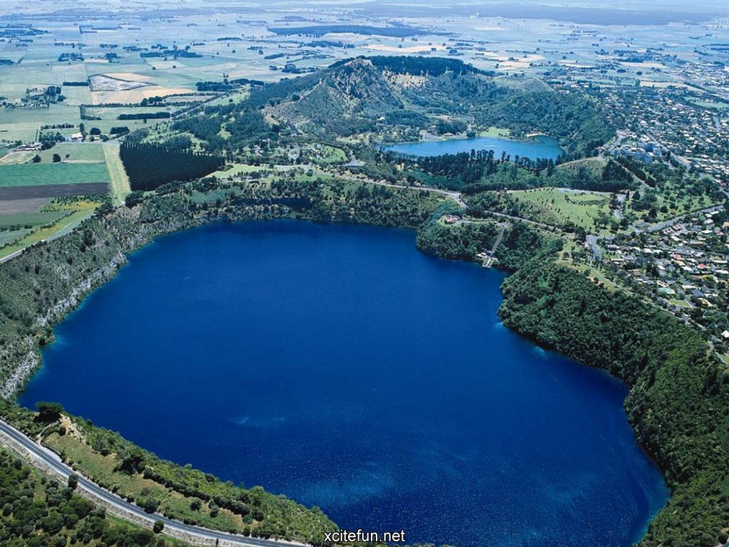 Blue Lake North Stradbroke Island