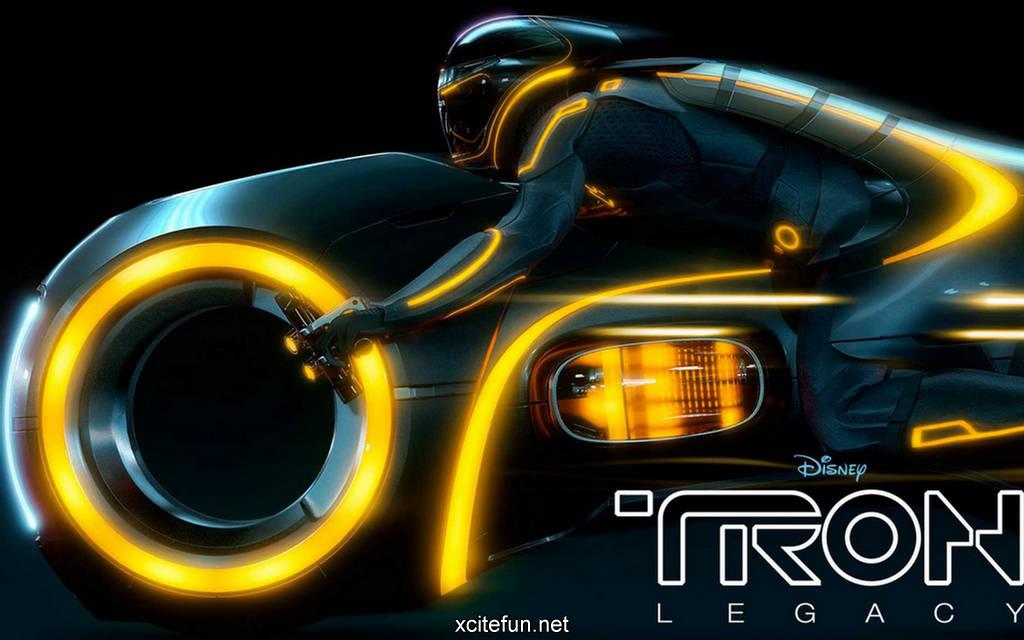 Tron Legacy HQ Wallpaper - XciteFun net