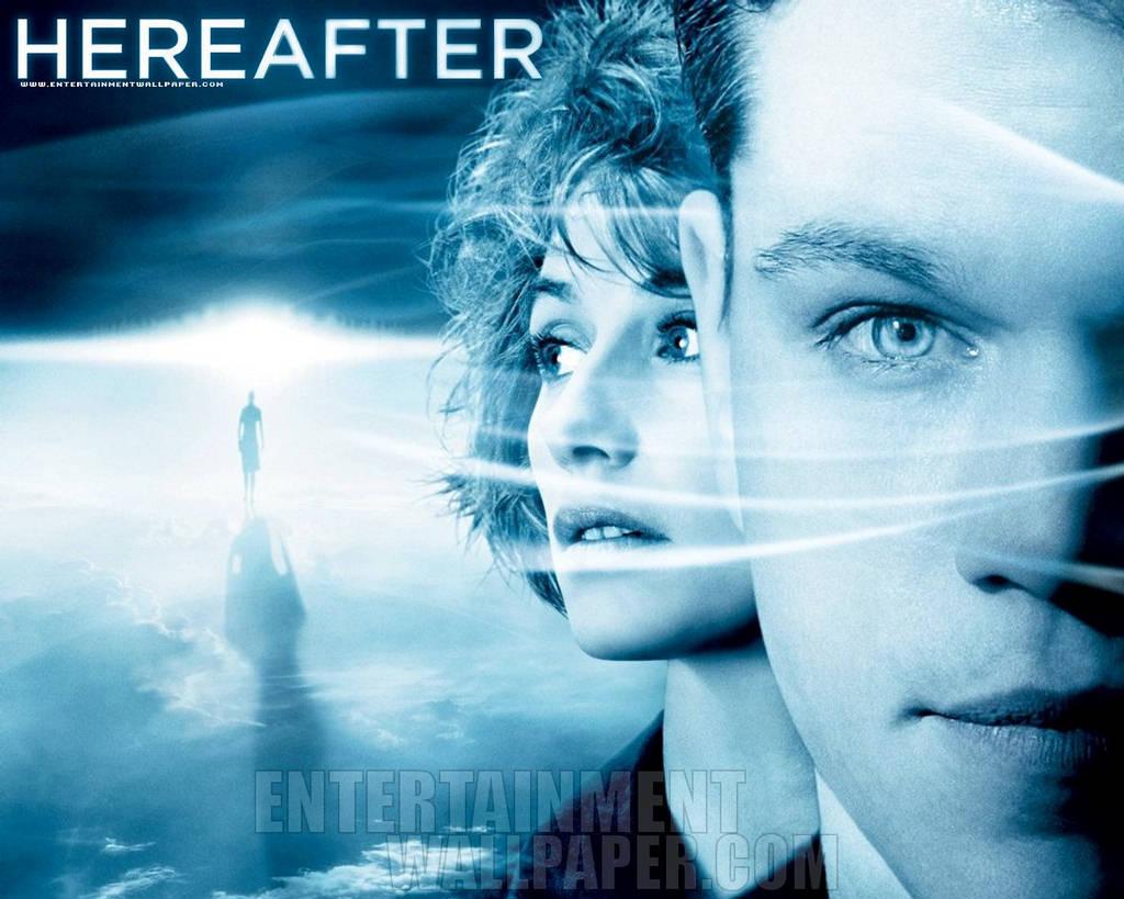 Hereafter Movie Poster Hereafter Movie Supernatural