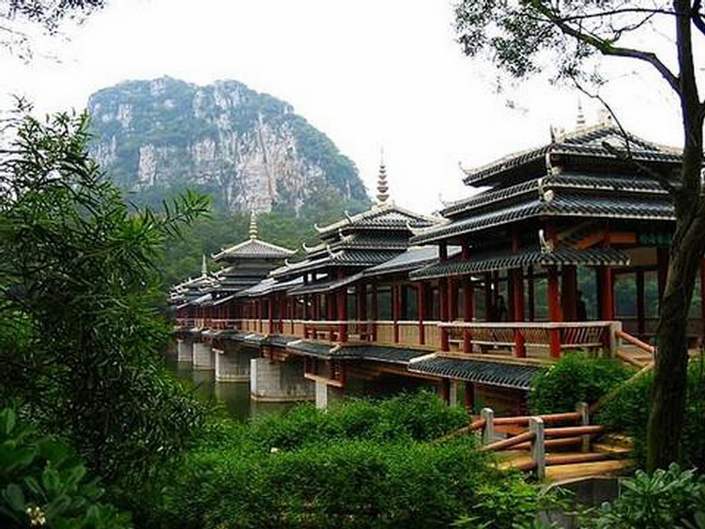 Arhitektura koja spaja ljude - Mostovi 209553,xcitefun-chengyang-bridge-2