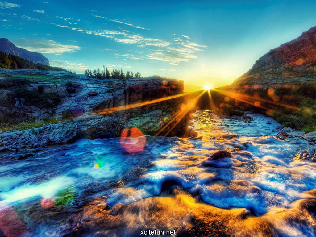 Super natural sunset hq wallpapers - Nature ke wallpaper ...