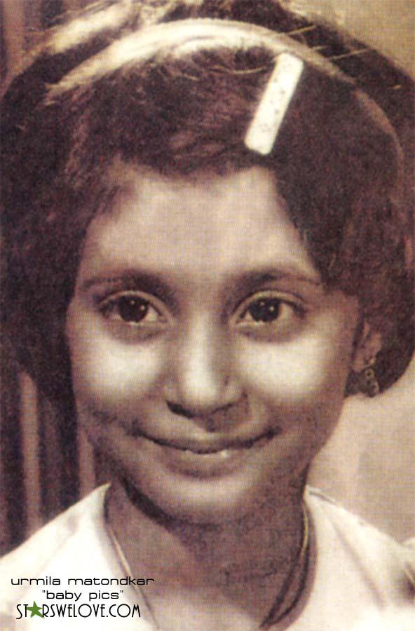 urmila matondkar baby pic : indian celebrities