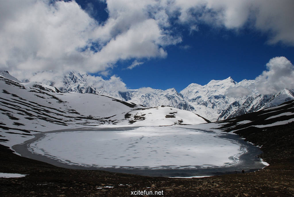 Rush Lake Pakistan Hq Wallpapers