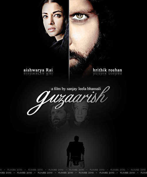 Guzaarish Movie Poster And Trailer : Movies, Parties