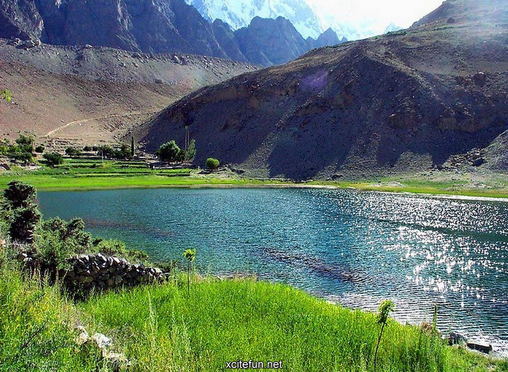 Kashmir Valley Pakistan Hq Wallpapers