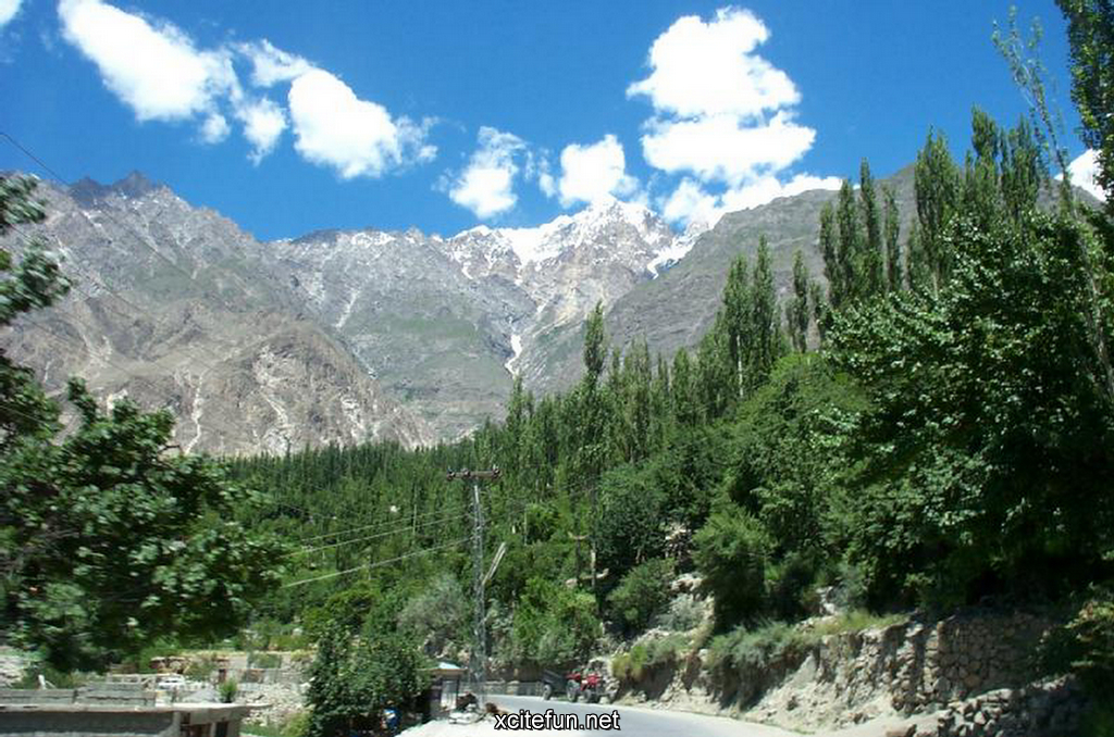 Hunza Valley Pakistan Wallpapers Xcitefun Net
