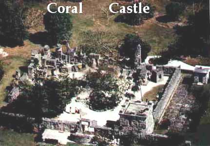 Coral Castle  Wonder World Of Florida America