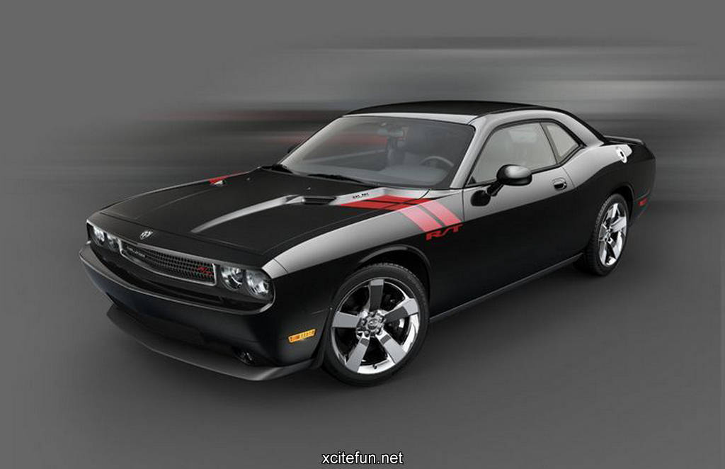 Dodge Challenger SRT8 392 Car 2011 : Automobiles