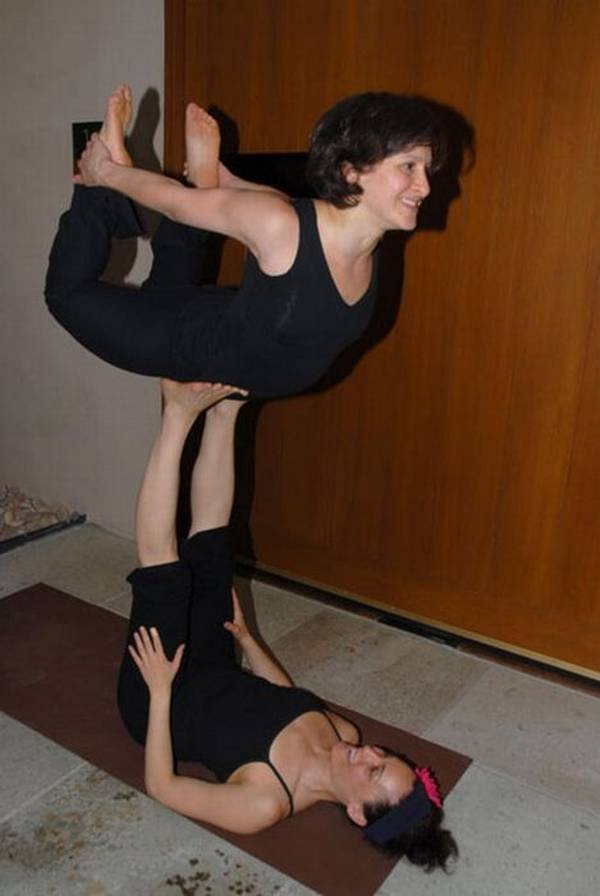 Extreme Painful Yoga Poses Photos - XciteFun.net