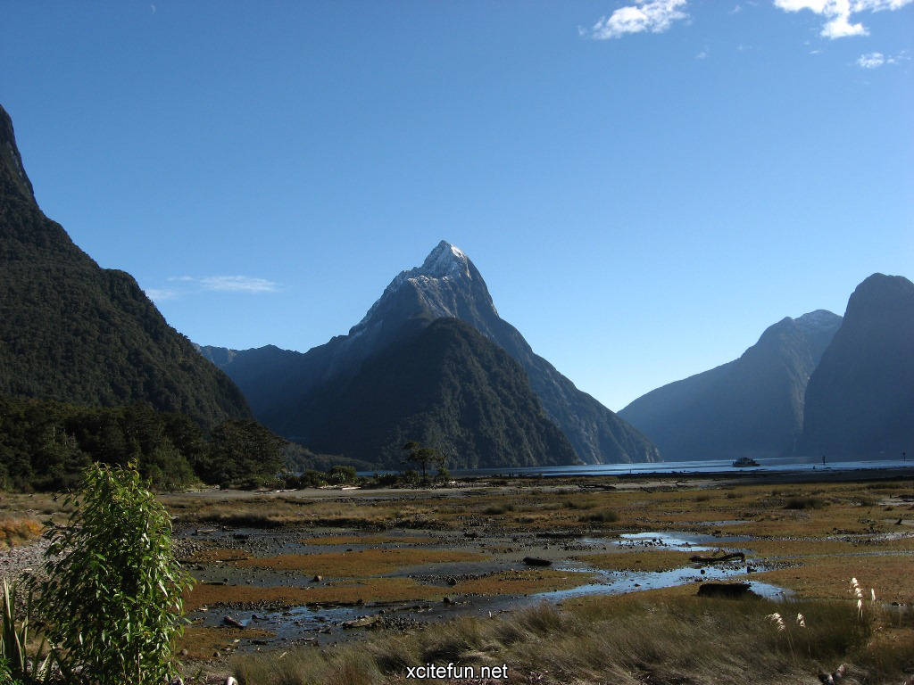 Fiordland National Park New Zealand Wallpapers