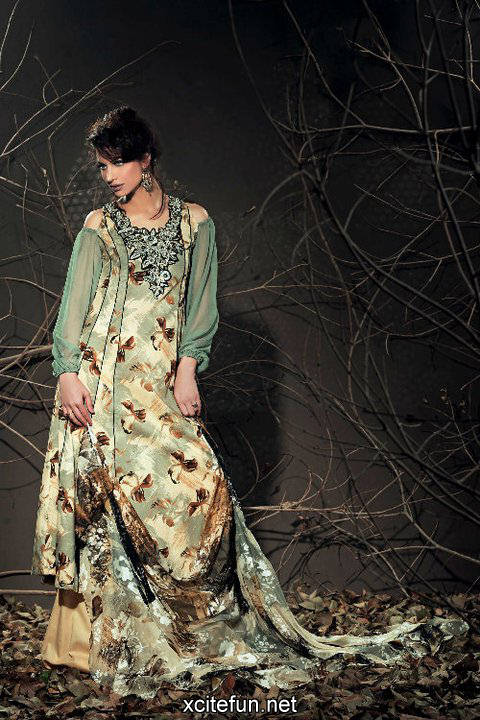 213599xcitefun gul ahmed winter 4 - gul ahmed lawn 2011