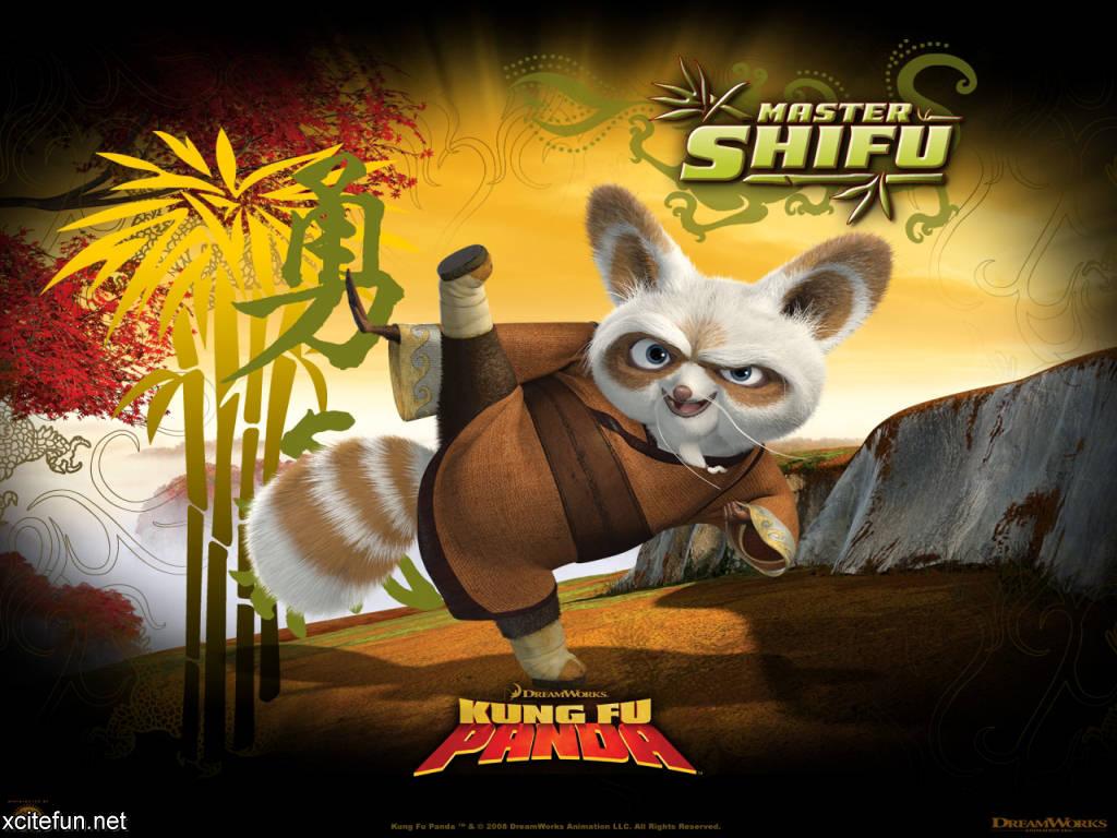 kung fu panda tigress wallpaper - lekton
