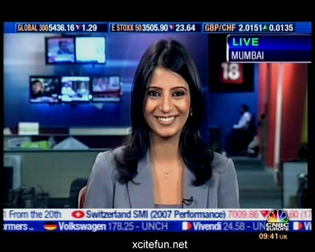 hottest news anchor indian televisions xcitefunnet
