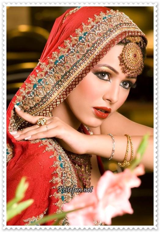 Pakistani Model Ayyan Bridal Pictures Xcitefun Net