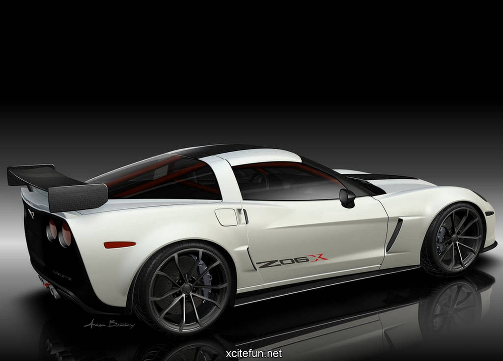 Chevrolet Corvette Z06X Wallpapers 2011 Track Car Concept