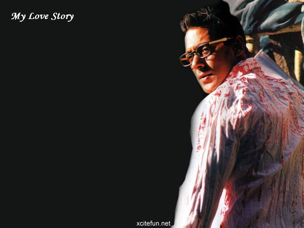 Love Story Wallpaper All : My Love Story Hindi Movie HQ Wallpaper - XciteFun.net