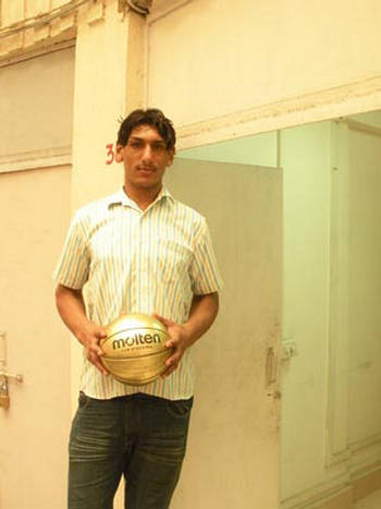Satnam Singh Bhamara  Indian NBA Player
