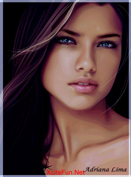 Digital Girls - Attractive Beauty - XciteFun.net