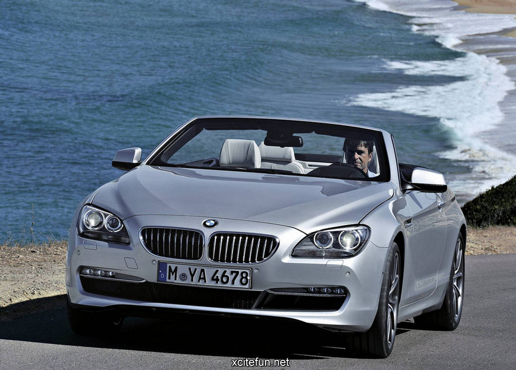 BMW 650i Convertible Best Car Coming in 2012