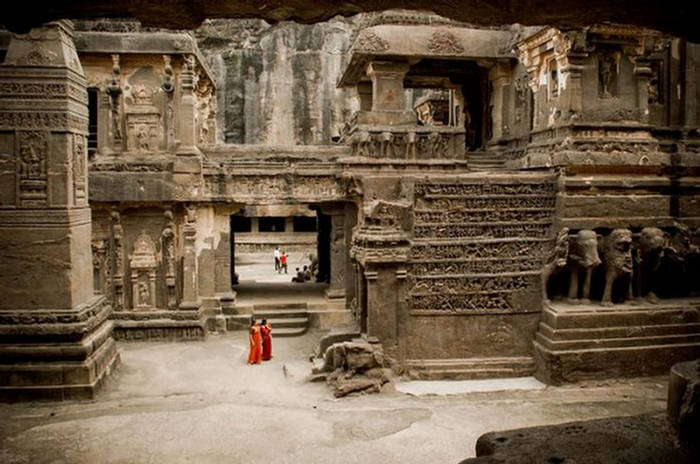 indian rock cut architecture and corruption Rock that is not part of the structure is removed until the only rock left is the architectural elements of the excavated interior indian rock-cut architecture is mostly religious in naturethere are more than 1,500 known rock cut structures in india.
