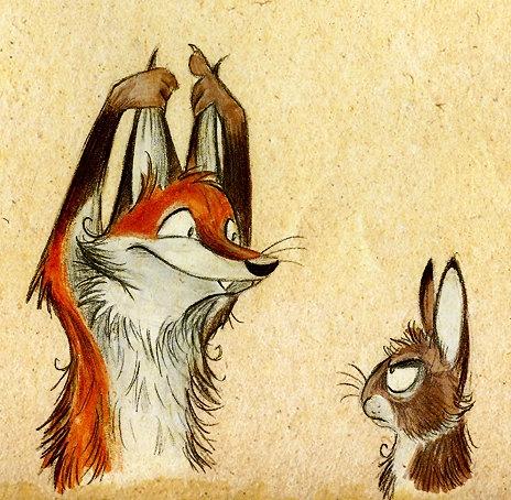 Beautiful Fox Life Art XciteFunnet