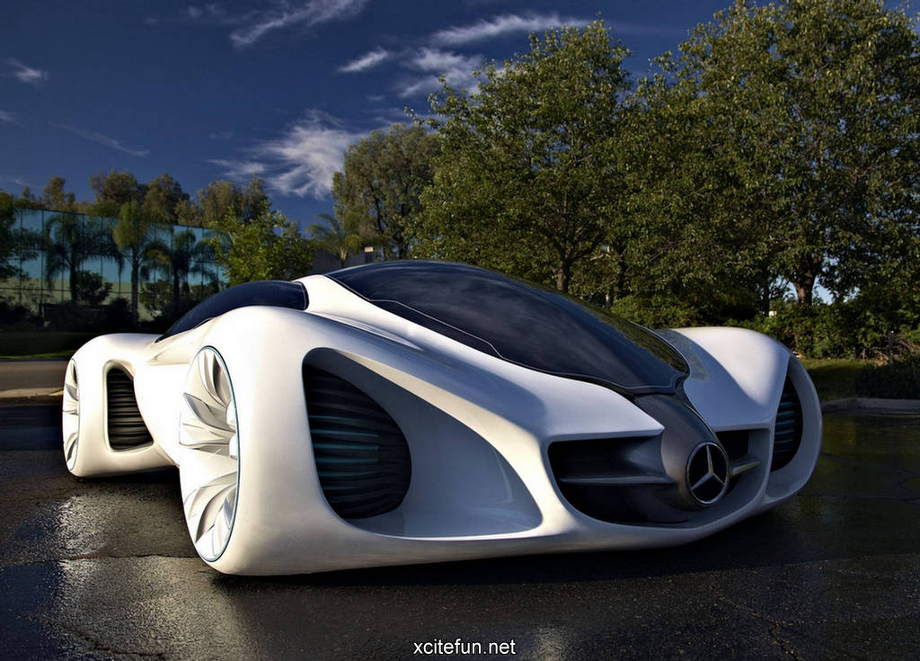 Most Expensive Cars >> Mercedes Benz Biome Amazing Concept car 2010 - XciteFun.net