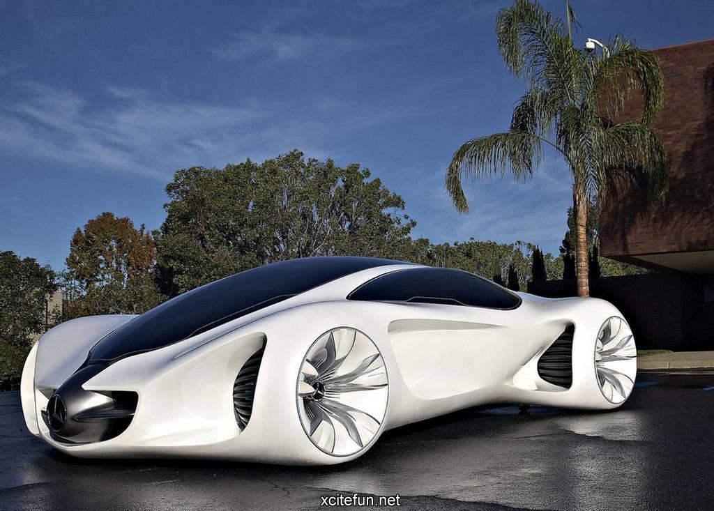 Mercedes Benz Silver Lightning Price >> Mercedes Benz Biome Amazing Concept car 2010 - XciteFun.net