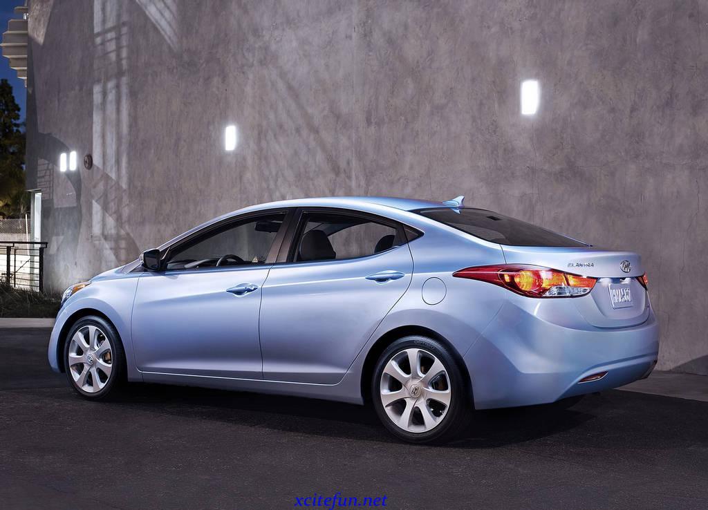 Hyundai Elantra 2010 Car Wallpapers Xcitefun Net