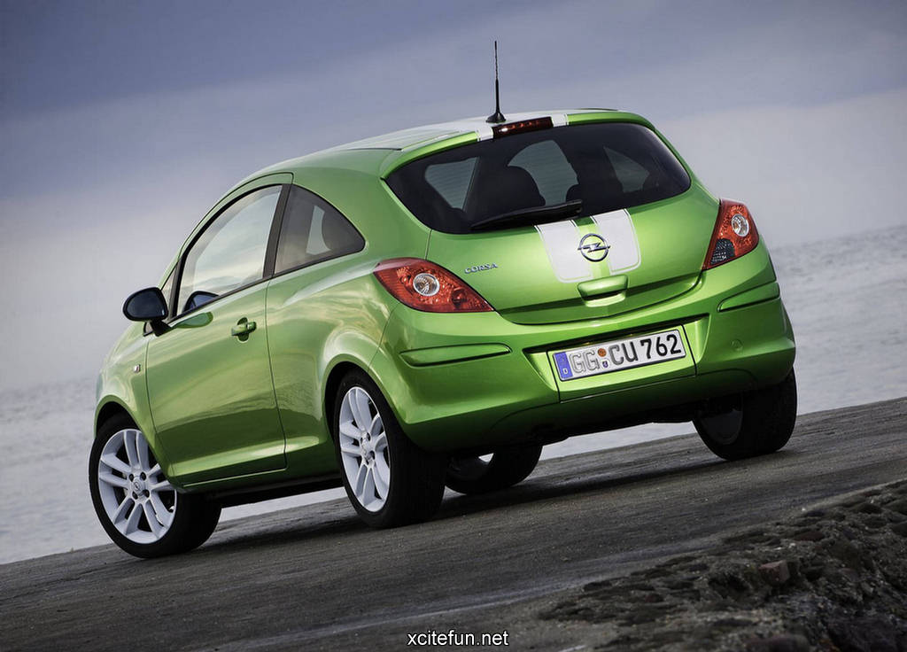 Car Painting Apps >> Opel Corsa - Successful Small car Wallpapers - XciteFun.net