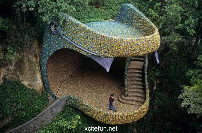 Crazy Serpent House Of Mexico