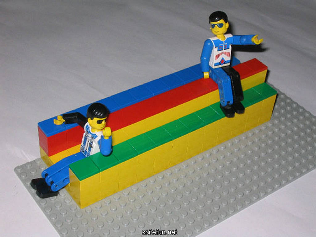 Impossible Lego Creations Xcitefun Net