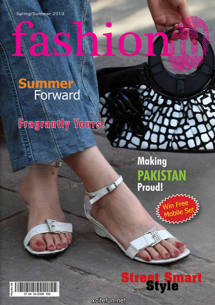 Latest New Fashion In Pakistan For Girls