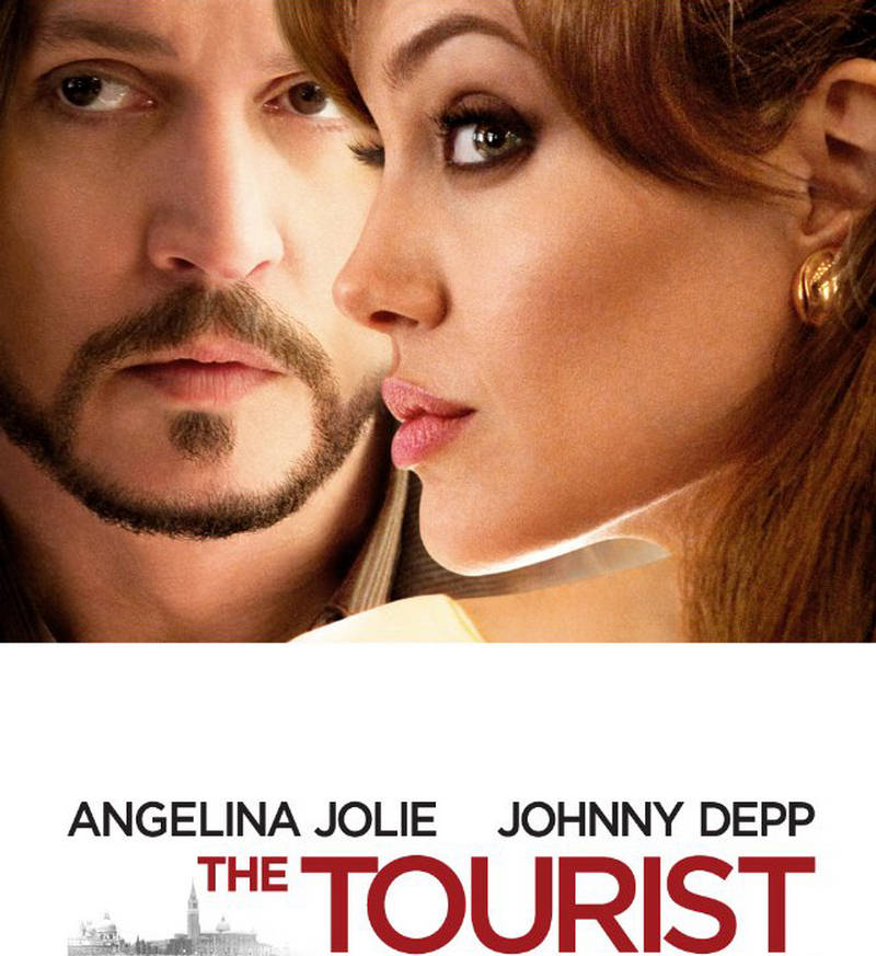 The Tourist revolves around Frank (Johnny Depp), an American tourist