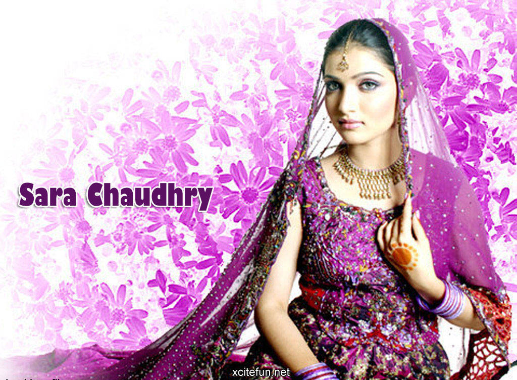 Sara Chaudhry lollywood Actress  New Special Hot Wallpapers