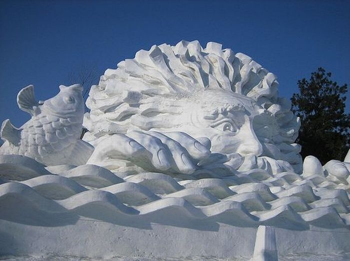 amazing ice sculpture wallpapers -#main