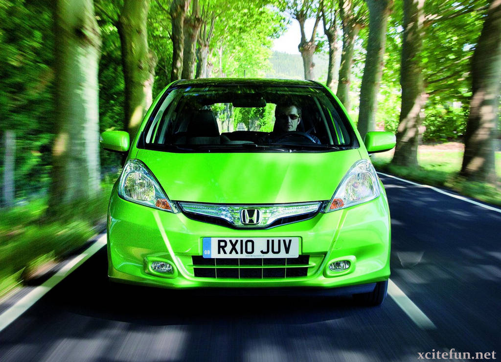 Electric Car Wallpapers