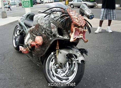 Bikes Modified The Predator Bike