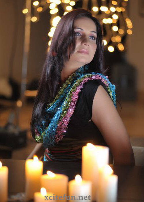 Muskan Khan Pakistani Singer  Photo Gallery
