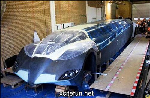 Batman Cars Fan Made Batmobile Xcitefun Net