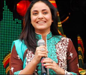 Nadia Khan Show Banned by Dubai Govt