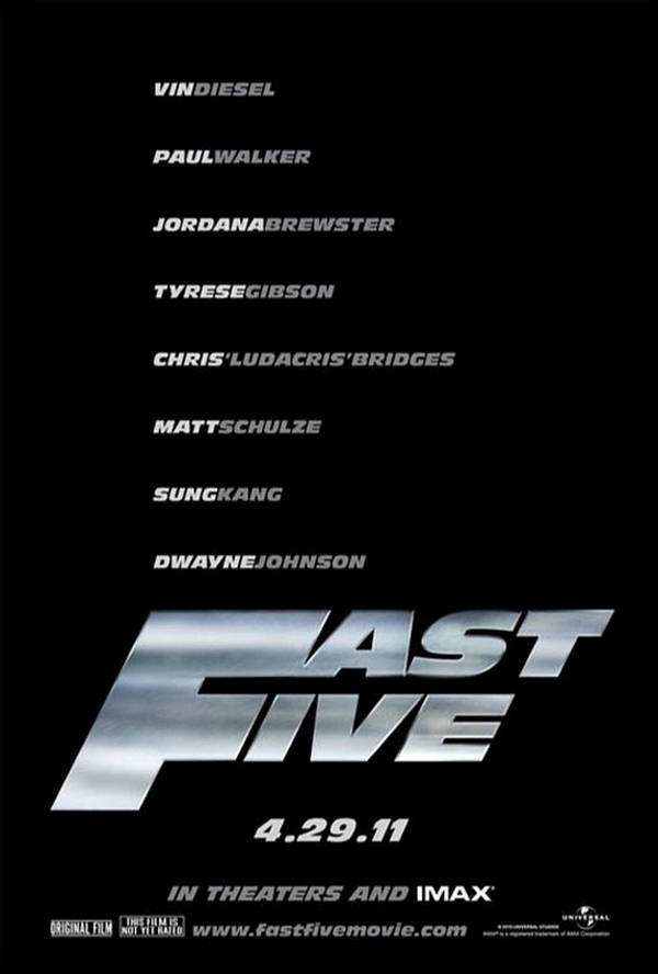 fast five movie trailer. Fast Five Movie Trailer Fast