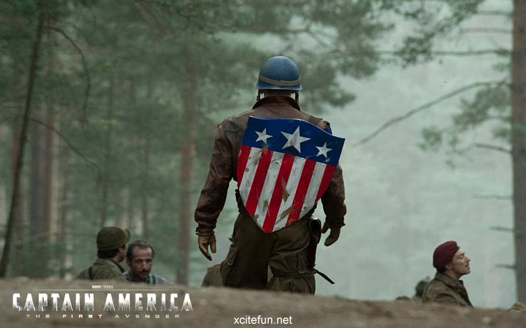 america wallpaper. Captain America Wallpapers